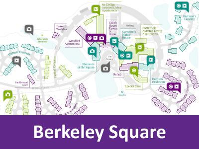 Berkeley Square Map