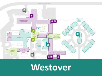 Westover Map