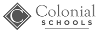 Colonial Schools Grayscale