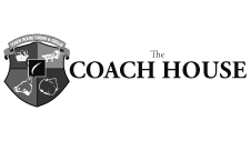 The Coach House grayscale